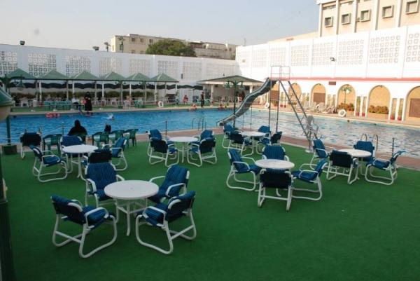 Karachi Club Facilities